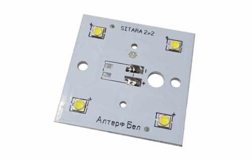 Светодиодный модуль Sitara-2X2 (светодиоды SMD 3535)