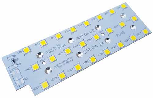 Светодиодный модуль Strada-24 (светодиоды SMD 5050)